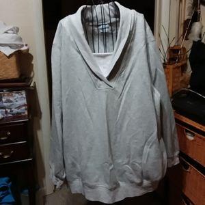 Women's gray sweatshirt  size 3x